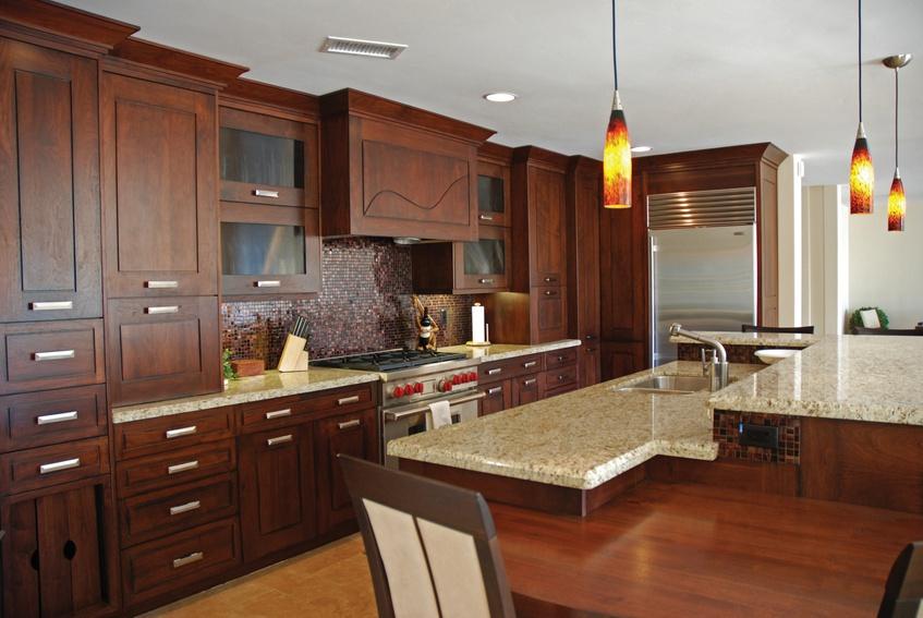 Klasyczne -> Kuchnie Drewniane Klasyczne